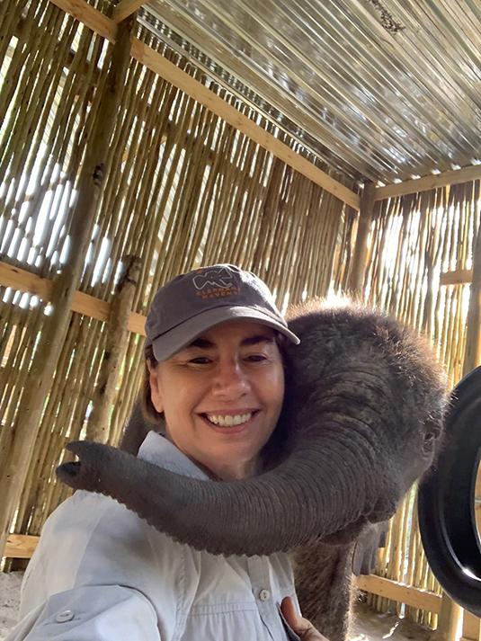 Debra Making Africa The Best Luxury Vacation Destination