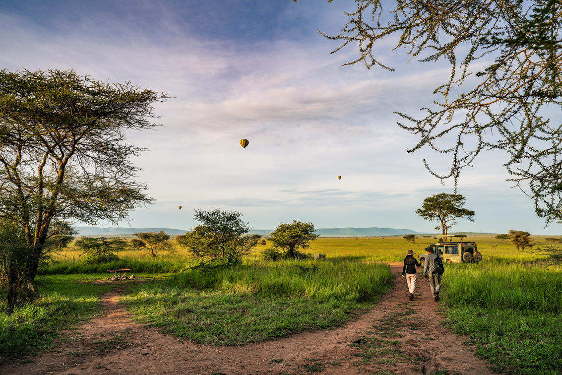 Luxury African Vacations in Kenya with Anywhere in Africa Safaris