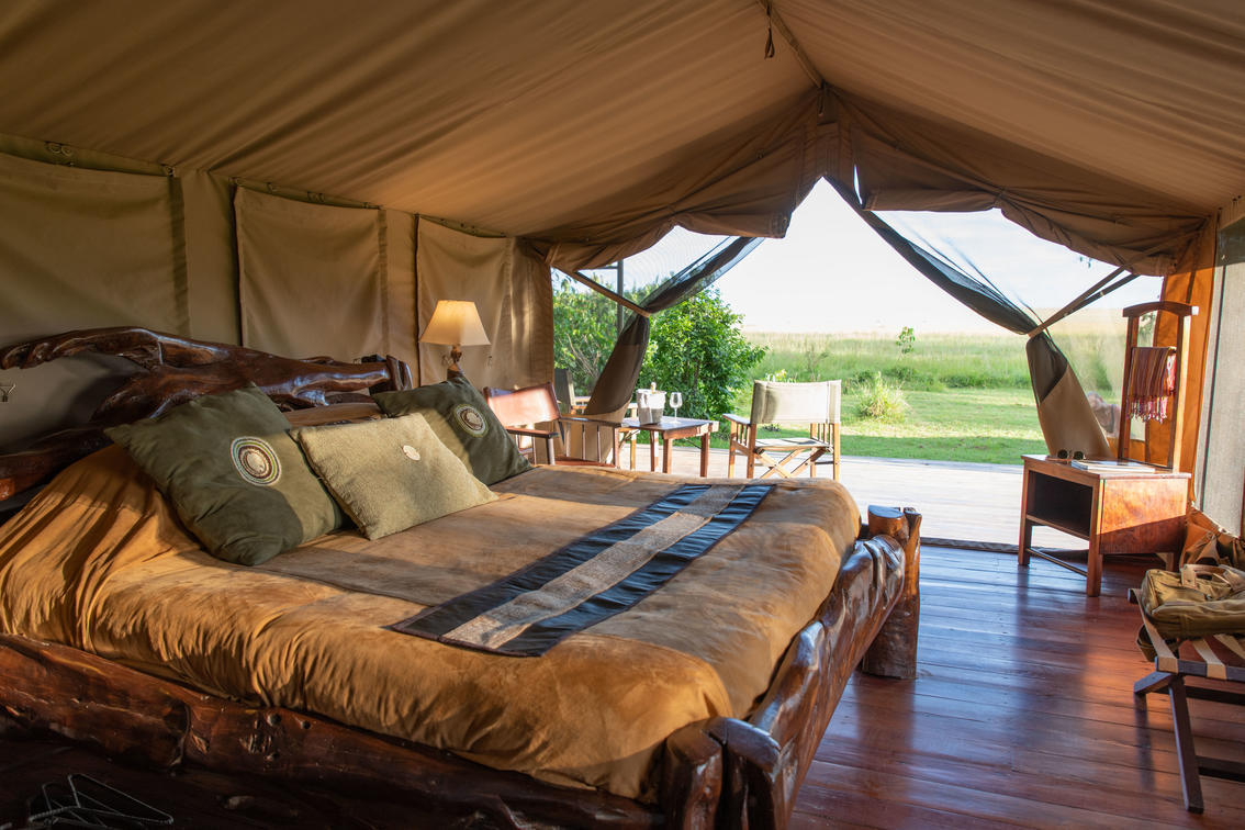 Luxury African Vacations in Kenya, East Africa with Anywhere in Africa Safaris