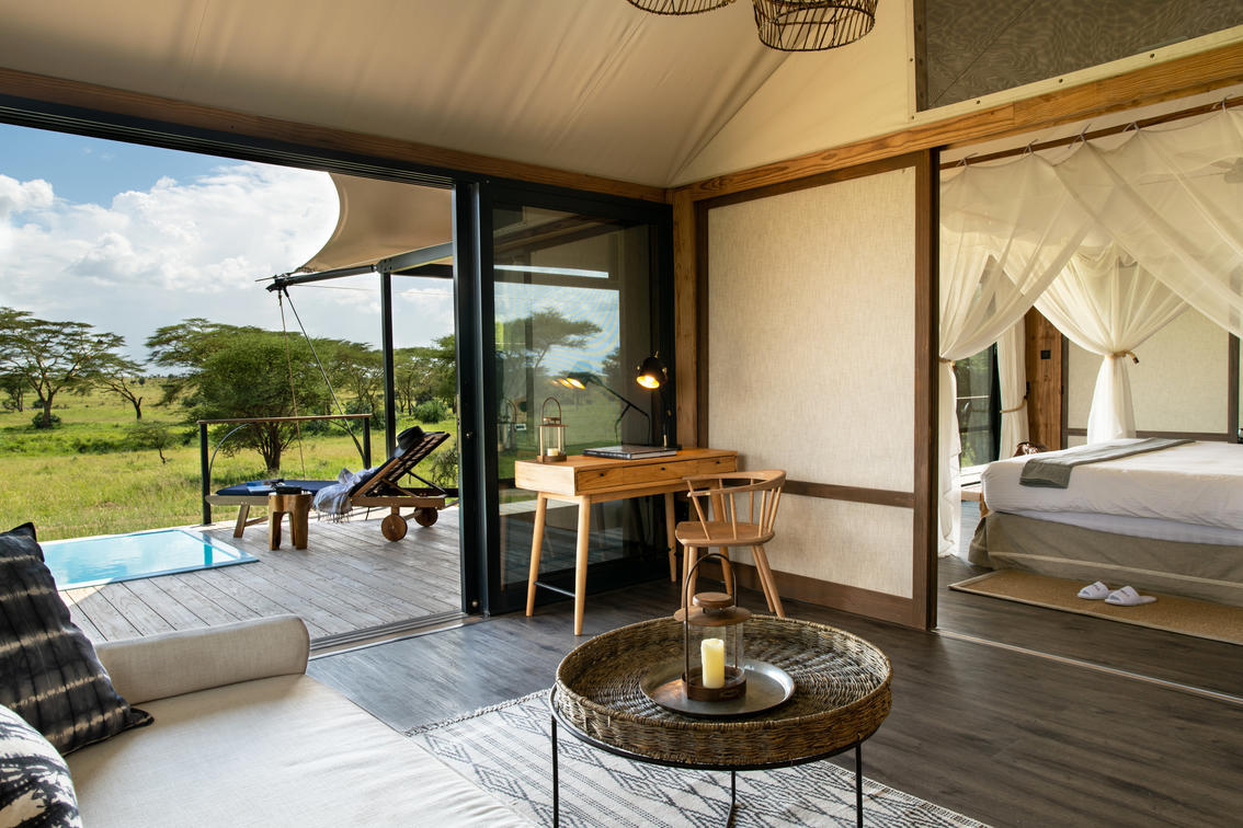 Luxury African Vacations in Tanzania with Anywhere in Africa Safaris