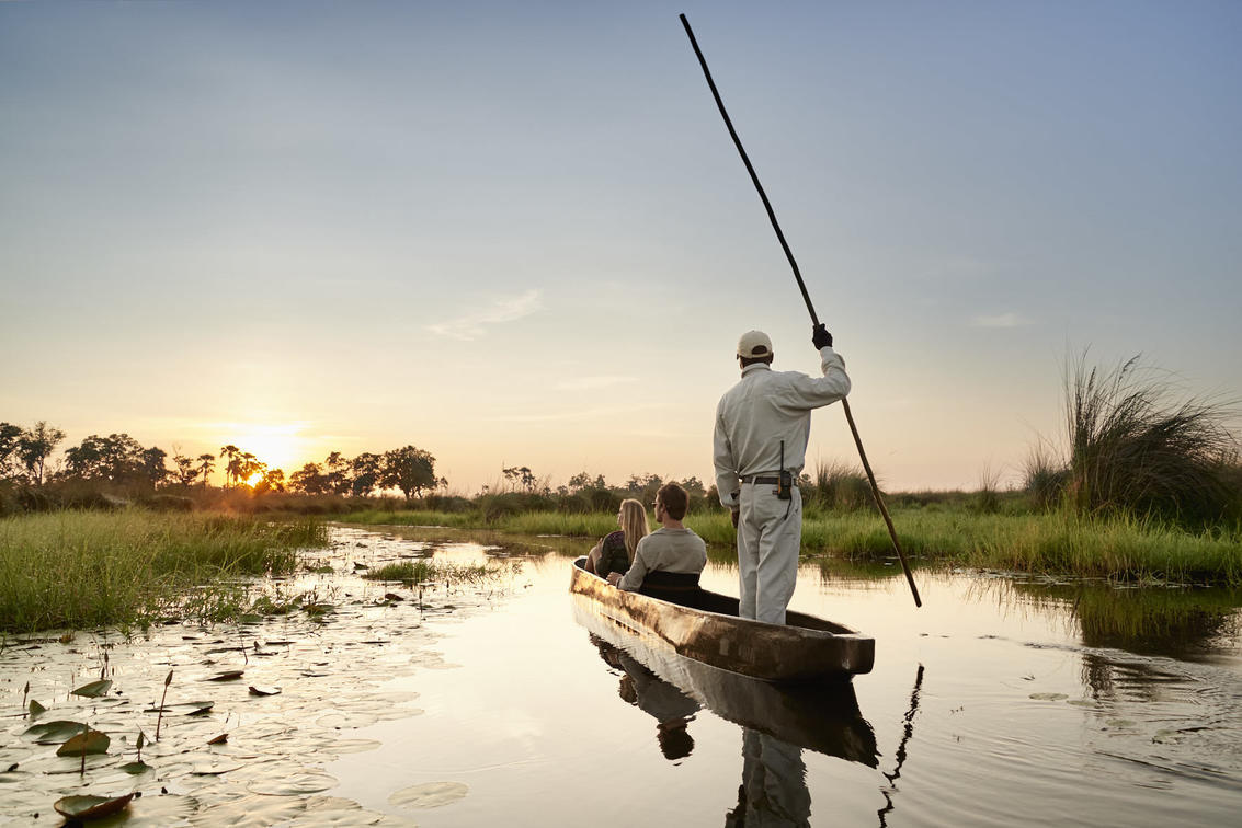 Luxury African Vacations in Botswana with Anywhere in Africa Safaris