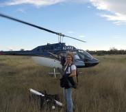 Botswana - Okavango Delta ''Largest Inland Delta in the World''